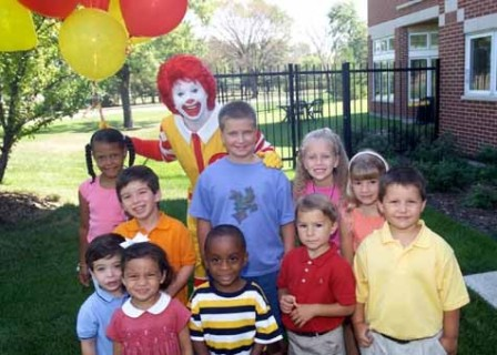 Who we are ronald mcdonald house charities of northeastern mcdonalds involvement extends beyond monetary support voltagebd Gallery